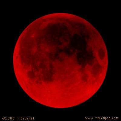 blood red moon january 2019 - photo #27