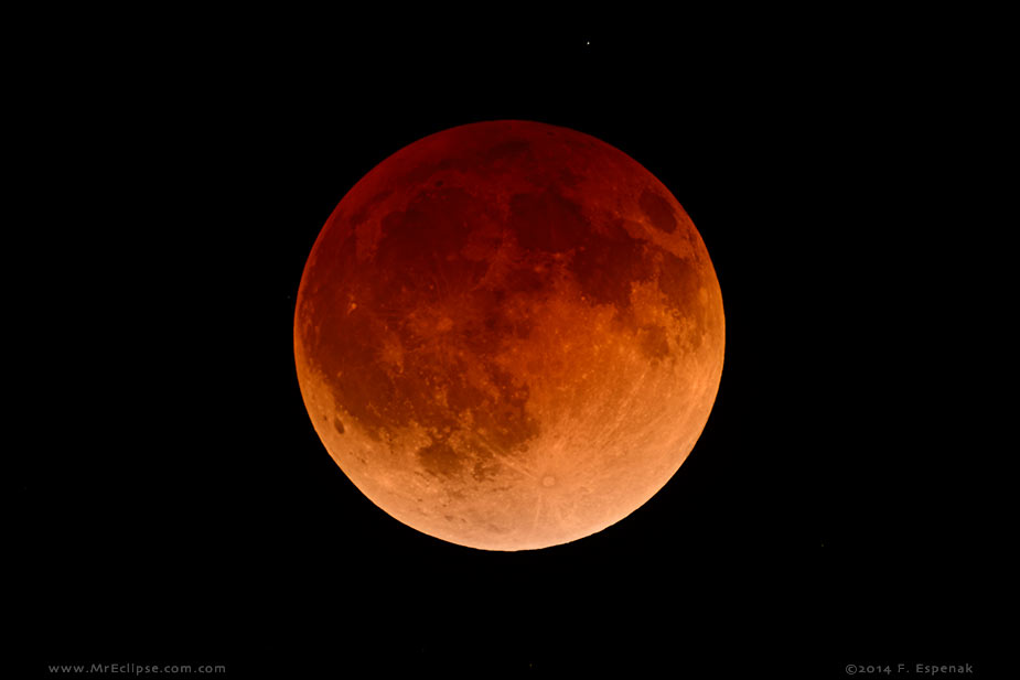 2014 Total Lunar Eclipse Photo Gallery