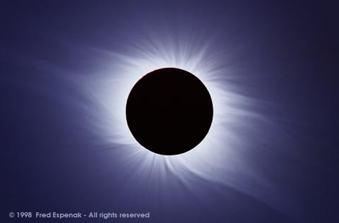 1998 Feb 26 Total Solar Eclipse