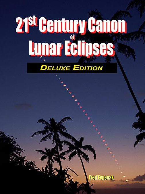 21st Century Canon of Lunar Eclipses